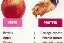 """Recipes - """"Healthy"""" Snacks / Mostly fruit based, low calorie - but hopefully full-flavored - treats.  / by Brenda Keeney-Jessie"""