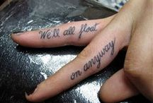 Beauty [Tattoos] / tattoo inspiration