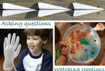 Science Projects / by Kimberly Reynolds