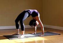 fitness/yoga / by Lauren McGlory