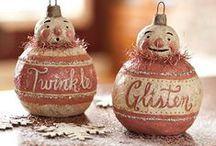 DIY Christmas Ornaments / by Dena Flatt
