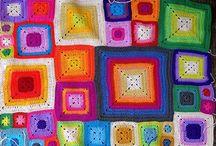 CROCHET ® / Tejido y crochet / by Marcela Fajardo