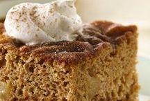 Cooking [Desserts] / sweet treats