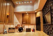 Recording Studios / by Andrea Roa