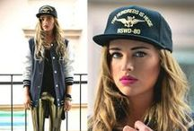 Hats, Caps & Beanies / by Andrea Roa