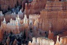 Geological wonders.