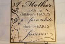 Mother's Day, Easter & Spring / Crafts & Gift ideas for Mother's Day, Easter & Springtime