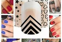 Jamberry / Rachel is a Jamberry consultant now!  Oh Me!  We're going to have fun with this!!!  Check out her page at: www.rlhooten.jamberrynails.net