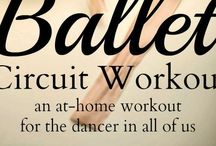 Workouts / by Kelly McCarthy