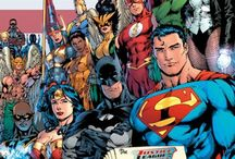 Justice League / The justice league from DC comics !
