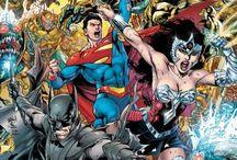 Earth 2 DC Comics / JSA / Justice Society of America ! / DC comics alternative universe EARTH 2 ! JSA ! Justice Society of America !