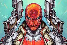 Red Hood / Jason Todd / 2nd Robin