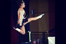 """Irish dance / """"Dancers are the athletes of God""""- Albert Einstein   / by Emilie Braun"""