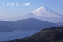 Hakone view spots