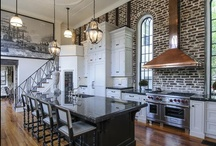Kitchens / Examples of the finest Kitchens in the Santa Barbara and Montecito area.