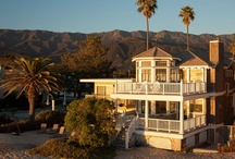 California Cottage / Examples of the California Cottage architecture found in the Santa Barbara and Montecito area.