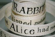 Alice in Wonderland wedd theme