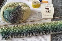 Knitting- Kötés