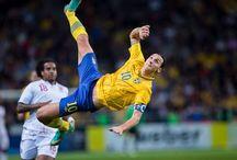 European Footballers / A board on European Footballers