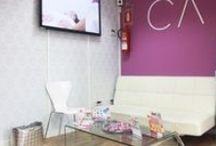 Centro Estético Cristina Álvarez - Ayala / Cristina Álvarez, Centro Estético Profesional, estamos en Madrid desde 1994. Disponemos de todo lo necesario para el cuidado y mantenimiento de la belleza facial y corporal.