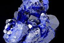 Color board - Blue
