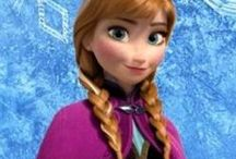 DIY Disney Frozen Anna Costume Ideas / Costume Ideas for making, modifying or mashing-up an Anna Costume for adults and children. Also includes inspiration and information for Disney Frozen Anna costumes. {From Comfortdoc.Squidoo.com now HealthfulMD.HubPages.com and CostumeDetective.com}