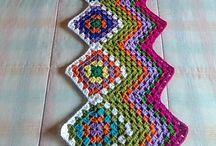 Bed Spreads! / Crochet blankets