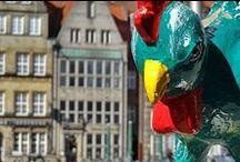 Heimatstadt Bremen / Alles rund um das Buntentor, die Neustadt, Bremen insgesamt.