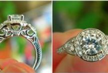 Engagement Rings / New bling for your ring!