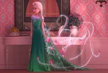 DIY Disney Frozen Fever Costume Ideas Elsa and Anna / Costume Ideas from Disney's Frozen Fever for making, modifying or mashing-up a new Elsa or Anna Costume for adults and children. Also includes inspiration and information for Disney Frozen Fever.