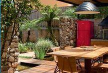 VARANDAS / Áreas externas, varandas, espaço gourmet e afins