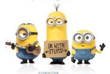 DIY Yellow Minion Costume Ideas and Fun / Costume Ideas for assembling a yellow minion a.k.a the silly minion costume both old (Despicable Me) and new (The Minion Movie). Use ordinary clothing items with a few special extra items. Also included are fun ideas for doing more with these very silly yellow minions. {From The Costume Detective and HealthfulMD.HubPages.com}