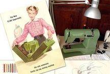My sewing machines - Le mie macchine da cucire / Le mie macchine da cucire