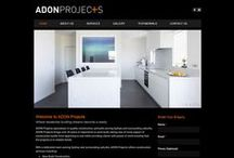 Mobile Web Design (Australia Examples) / Examples of mobile website development in Australia, with clients in Sydney, Melbourne, Perth, Brisbane.
