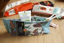 DIY Coffee Bag Crafts and Ideas to Recycle Coffee Bags / A collection of coffee bag crafts, gift ideas and ways to reuse, recycle or upcycle foil coffee bags into usable items.