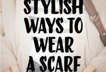 All About Scarves / #scarfs #blanketscarfs #infinityscarfs