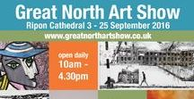 Great North Art Show 2016 / Artists 2016