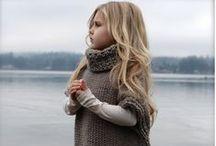 tricots pour mes puces / Quelques idées pour mes petites chéries