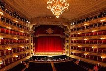 Opera, Theatre, Palaces / Opera, Theatre, Palaces