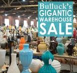 2017 Gigantic Warehouse Sale / 60 to 90% Off Retail at Bulluck's Gigantic Warehouse Sale. Starts January 21st.