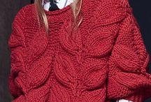 Idee design maglia / Maglia - knitting ideas