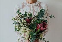 Bouquets mariées