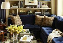 cozy living rooms.