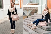 Ugg Boots / Looks