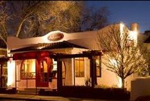 Santa Fe Restaurants / by Inn on the Paseo