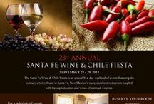 Santa Fe Events / by Inn on the Paseo