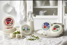 MASTELO® Unique Greek dairy Products / Mastelo® is the trademark for the dairy products produced in Chios exclusively by Konstantinos Toumazos. They are made of high quality raw materials, fresh full fat Chian cow and goat milk.