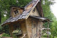 Sheds & tiny houses