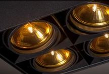 TAL ● BLACK + GOLD / Prepare to be dazzled by Black & Gold. Black on the inside, gold on the outside. Discover the mystifying concept of deep black lighting elements that radiate with an inner golden glow. Bask in their delicate delights, and immerse your interior in their classy and stylish visual splendor. USE: Enjoy the blackest gold you have ever feasted your eyes upon.