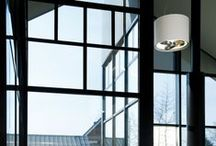 TAL ● ROBAN / Robust pendant or surface mounted lighting fixture by TAL